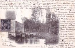 89 - Yonne -  JOIGNY -   Moulin Sur Le Tholon - Joigny