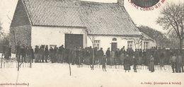 Fayt-le-Franc  (Drame Du Passe-tout-outre 10 Décembre 1906 Double Meurtre Suivi D'un Viol) - Honnelles