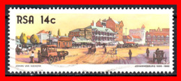 AFRICA RSA AFRICA / STAMP AÑO 1986 JOHANNESBURG - Oficiales