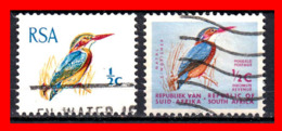 AFRICA RSA AFRICA / 2 STAMP AÑO 1969 - Oficiales