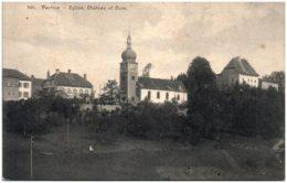 FR VAULRUZ - Eglise, Chateau Et Cure - FR Fribourg
