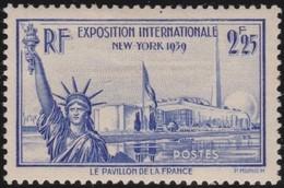 France     .   Yvert     .       426       .      *      .    Neuf Avec Charniere      .   /  .    Mint-hinged - France