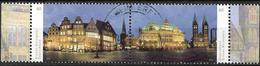 2014 Allem. Fed. Deutschland Germany Mi. 3083-4 Used Bremer Marktplatz - [7] République Fédérale