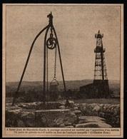 1953  --  A SAINT JEAN DE MARUEJOLS  GARD   UN DERRICK  3Q465 - Old Paper