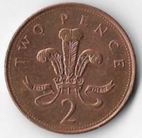 United Kingdom 2007 2p (C) [C141/1D] - 1971-… : Decimal Coins