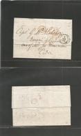 "Great Britain - Xx. 1869 (3 April) London - Spain, Cadiz (7 April) EL Full Text Red London Paid + ""PD"" + Oval Black ""Cád - Great Britain"