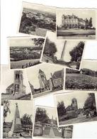 KEMMEL / KEMMELBERG / MONT KEMMEL - 10 Mini-kaarten 7 X 9 Cm. - Ed. Nels - In Perfekte Staat. - Heuvelland