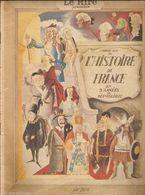 """N°Spécial 1937< LE RIRE"""" P/BEN"""" *L'HISTOIRE DE FRANCE EN 3 Années De République* - Books, Magazines, Comics"""