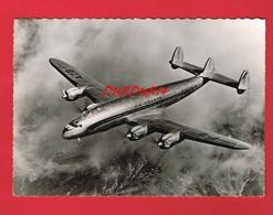 Aviation  Avion LOCKHEED CONSTELLATION Air France - Avions