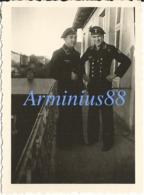 """Kriegsmarine - Officiers Mariniers - Bootsmannsmaat - Ärmelabzeichen Für Unteroffizier """"Verwaltungsmaat"""" - War, Military"""