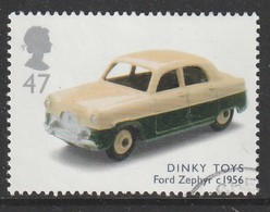 GB 2003 Classic Transport Toys E Multicolored Used S G 2400 - 1952-.... (Elizabeth II)