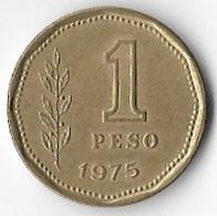 Argentina 1975 1 Peso [C167/1D] - Argentina