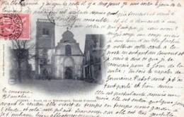 89 - Yonne - JOIGNY  - Place De La Republique -  Eglise St André - Joigny