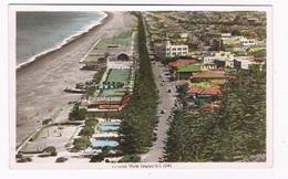 NZ-51   NAPIER : Aerial View - New Zealand