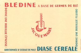 Buvard Ancien BLEDINE DIASE CEREALE - JAQUEMARIE - Kids