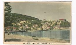NZ-53   WELLINGTON : Oriental Bay - New Zealand
