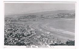 NZ-55   WELLINGTON : Lyall Bay - New Zealand