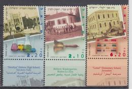 ISRAEL 2004 HERZLIYA HEBREW HIGH SCHOOL KINDERGARTEN LEMEL ELEMENTARY - Israel