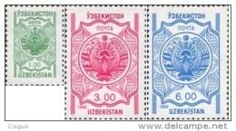 Uz 0057-59 Uzbekistan Usbekistan 1995 - Usbekistan