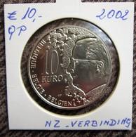 Belgie 10 Euro In Proof .....Noord Zuid Verbinding - 1993-...: Albert II