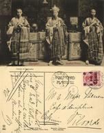 China, SHANGHAI, Buddhist Priests (1909) Kuhn & Komor Postcard - Chine