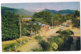 AUS-309   CAIRNS : Overlooking The Esplanade And Harbour - Cairns