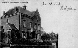 (87)   CPA  Pede  Ste Gertrudes Pastory  (Bon Etat ) - België
