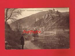 04 Alpes De Haute Provence  SISTERON Vue Artistique De La Citadelle - Sisteron
