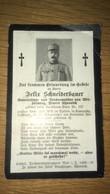 Sterbebild Wk1 Ww1 Bidprentje Avis Décès Deathcard KUK Landsturm Baon 100 KAMENSKY RusslandJuli 1916 Aus Wilhelming - 1914-18
