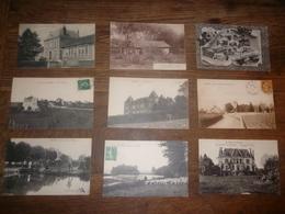 Lot De 126 Cartes Postales De SAONE ET LOIRE 71 Toutes En Photos - Cartes Postales