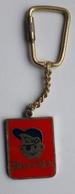 BAZOOKA Chewing Gum  Key Chain Key Ring - Porte-clefs