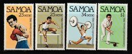SAMOA - N°517/20 ** (1982) Sports - Samoa