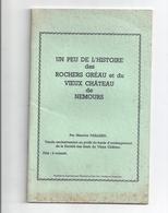 """""""Un Peu De L'histoire Des Rochers Gréau Et Du Vieux Château De Nemours"""" - Ile-de-France"""