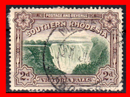 AFRICA../ SOUTHERN RHODESIA STAMP AÑO 1931-37 - Oficiales