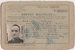 Permis Conduire Militaire 1955 / Conduite VL - Documenti