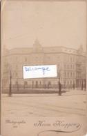 Foto CAB Stettin Szczecin Pommern Arndstraße Und Friedrich-Karlstraße 6 Herm. Koeppen Um 1900 - Pommern