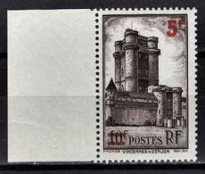 FRANCE 1941 -  Y.T. N° 491  - NEUF** - Francia