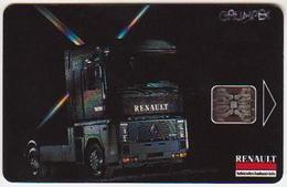 Czechoslovakia; C15. Renault 70.; Chip SC5; CN 43690 - Tchécoslovaquie