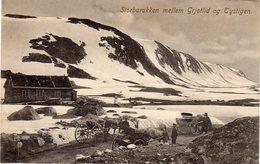 STORBARAKKEN Mellem GRJOTLID Og TYSTIGEN - Norvège