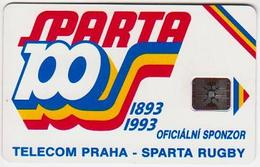 Czechoslovakia; C17. Sparta 100.; Chip SC5; Printed CN C2A040674 - Tchécoslovaquie