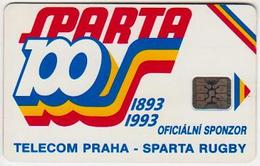 Czechoslovakia; C17. Sparta 100.; Chip SC4; Printed CN C2A040676 - Czechoslovakia