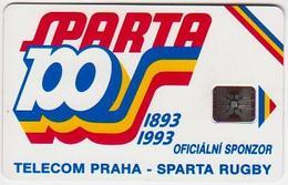 Czechoslovakia; C17. Sparta 100.; Chip SC5; Embossed CN 44761 - Czechoslovakia