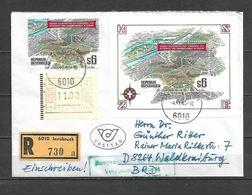 1986 - BF N. 13 SU BUSTA CON ANNULLO PRIMO GIORNO (CATALOGO UNIFICATO) - FDC