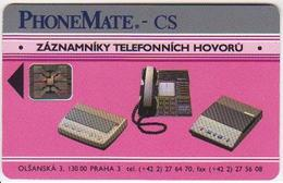Czechoslovakia; C19. PhoneMate; Chip SC4; Printed CN C2B140738 - Tchécoslovaquie