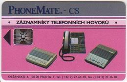 Czechoslovakia; C19. PhoneMate; Chip SC5; Printed CN C2B140735 - Tchécoslovaquie