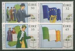 Irland 1998 Wahlrecht 1080/83 Postfrisch - Unused Stamps