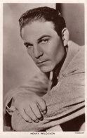 Henry Wilcoxon.     Actor. Picturegoer Series. RPPC. (Card Number 863). - Actors