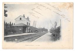 (22995-77) Combs La Ville - La Gare - Combs La Ville