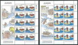 90469) 1994 EUROPA IRLANDA MINIFOGLI MNH **-MNH** - Blocchi & Foglietti