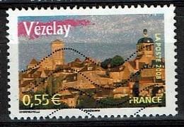 Vézelay N°4164 Oblitéré Année 2008 - France